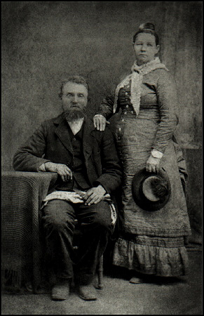 Image: Moses Viles and his wife Martha