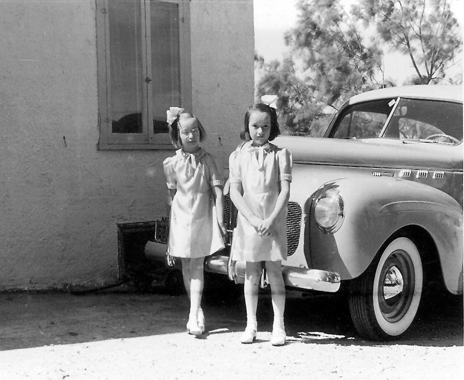 Image: Eileen Viles Turek and Yvonne Viles Chatham
